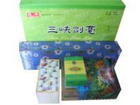 供应3D立体图包装盒3D防伪包装盒圆点
