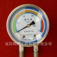 仪器仪表/压力表/差压表/量程0~1MP图片