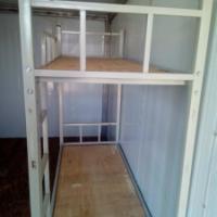 供应建筑工地双层床,郑州建筑工地双层床材质,河南建筑工地双层床价格