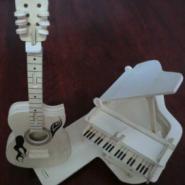 3D木制恐龙玩具厂家图片