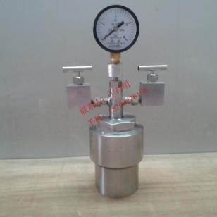 高压反应釜100ml/石油仪器图片