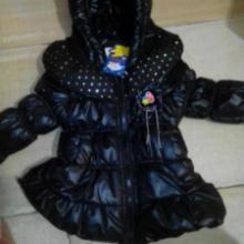 儿童棉衣外贸羽绒服男童女童批发报价