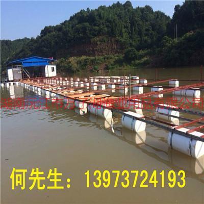 供应水库深水自动进鱼网具设计/湖南沅江