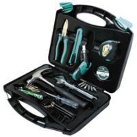 宝工家用工具组合套装工具箱