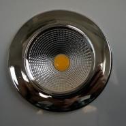 最新照明灯具COB光源筒灯天花灯图片