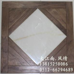 木镶玉地板批发图片
