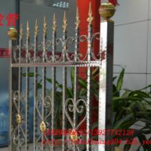 供应用于家居装潢|不锈钢防盗网|不锈钢大门的厂家直销金海彩色不锈钢管材配件批发