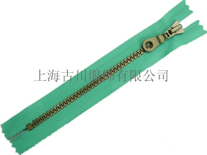 上海金山ykk拉链树脂拉链现货报价图片