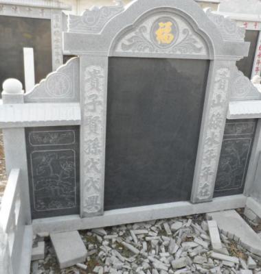墓碑加工图片/墓碑加工样板图 (1)