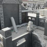 安徽铜陵哪里石雕墓碑最便宜图片