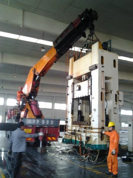 供应燕郊大厂叉车吊车出租应设备货物搬运15097633130