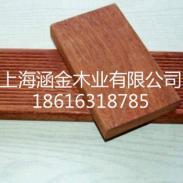 上海红柳桉防腐木价格图片