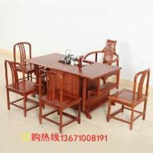 供应红木方形茶桌丨红木茶桌套装丨北京中式茶台丨红木茶台价格批发