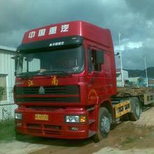 供应黄岛散货车队集装箱车队物流运输