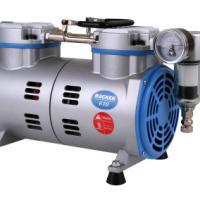 供应台湾洛科Rocker610无油真空泵 实验室用真空泵 活塞式真空泵 抽滤泵