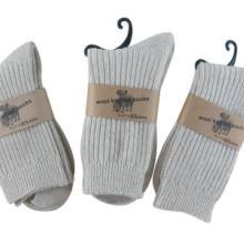 供应保暖袜子加厚棉袜兔羊毛袜 冬季男式保暖商务袜 男袜 加厚冬天袜子