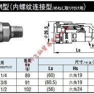 日东工器NITTO快速接头200-SF型图片