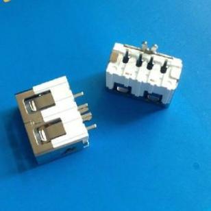 立式USB接口图片