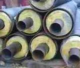供应钢套钢蒸汽复合保温管的应用