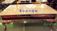 供应上海不锈钢茶几 北京酒吧不锈钢茶几 金属茶几批发