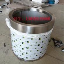 供应不锈钢花盆定做 真空电镀不锈钢花盆 银川装饰花盆