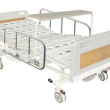 供应RS105-C不锈钢护栏双摇护理病床 双功能护理床 病床