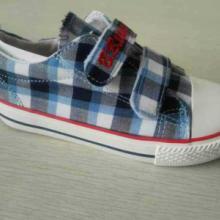 供应男女童鞋透气舒适低帮童帆布鞋男女童鞋批发