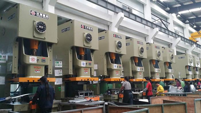 沃得精机送料机自动冲压设备有限公司