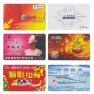 济南IC和ID卡及印刷彩印会员卡图片
