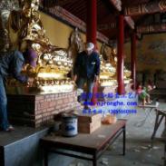 供应安徽佛像贴金,新疆佛像贴金,西藏佛像贴金