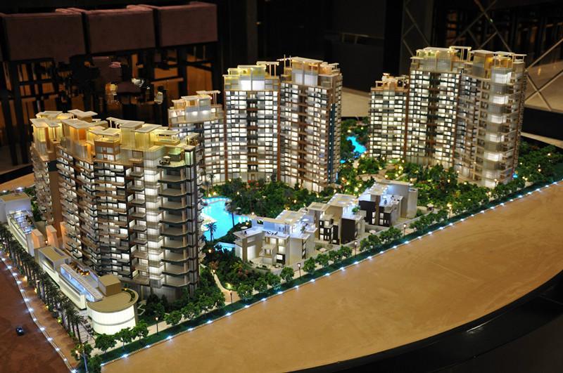 供应东莞房地产模型