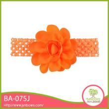 供应儿童发带发绳甜美花朵头饰BA-075