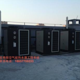 杭州15-20吨空气能热水工程图片