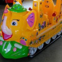 焦作广场游乐园投币机摇摇车游戏机物流发货室内游乐园上门安装
