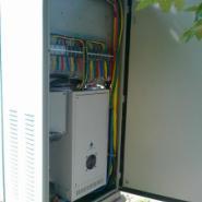 模块型三相独立照明节能控制器60A图片
