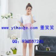 上海七浦路外贸女装韩版卫衣不规则图片