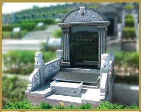 塘沽墓地图片