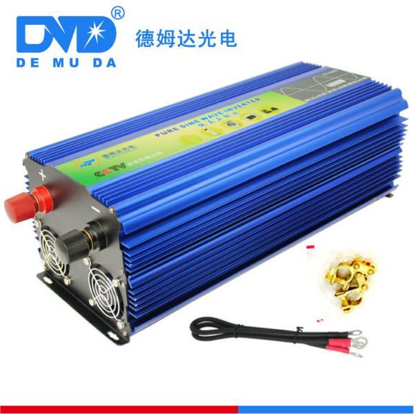 供应用于的纯正弦波4000W大功率逆变器电源 12V转220V可带家电