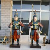 供应专业定做各样的铜雕人物