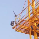 供应西安工地塔吊无线视频数字监控无线网络传输内蒙乌兰活佛宫邸无线传输
