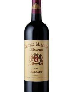 马利哥庄园红葡萄酒2009图片