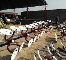 东营户外健身器材厂家,小区健身路径器材价格