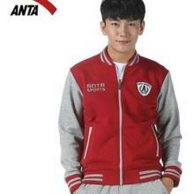 供应安踏棒球服男韩版运动运动外套