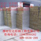 供应潍坊宏达岩棉复合板厂/潍坊岩棉复合板/潍坊复合板厂家