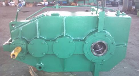 供应QJ-T335-35起重机齿轮减速机,立式安装,空心轴主动轴配件