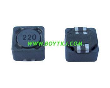 贴片共模电感BTRHB129-150M 平行感量 双绕阻功率电感