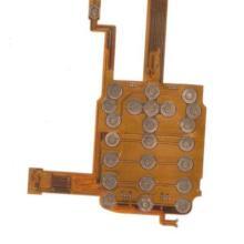 供应沙井专业FPC手机按键板生产