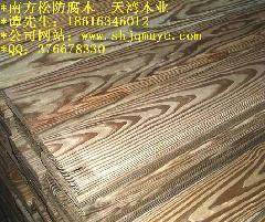 安徽表面炭化木图片