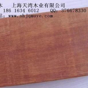 巴劳木防腐木平台图片