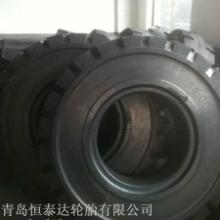供应实心轮胎1400-24拖车工程胎14.00-24批发